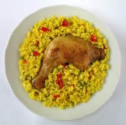 Haiti Main Dish - file arroz con pollo jpg wikipedia