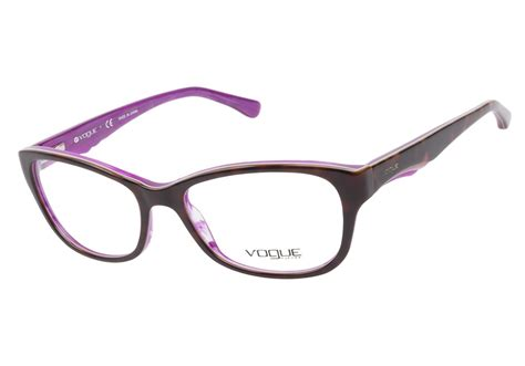 vogue glasses vogue vo2814 2019 purple coastal 174