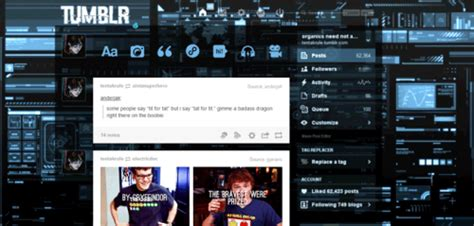 themes for tumblr dashboard free dashboard themes on tumblr
