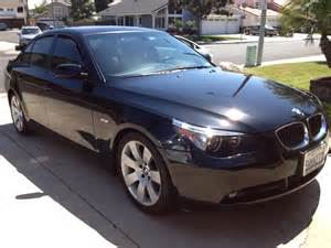 2007 Bmw 550i 2007 Bmw 5 Series Pictures Cargurus