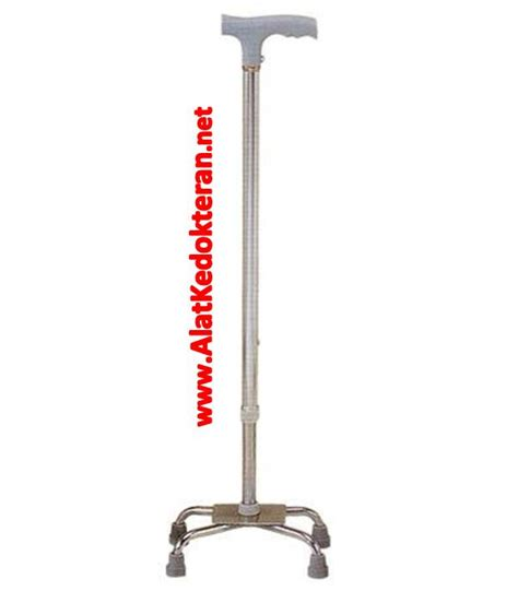 Alat Bantu Jalan Tongkat Piramid Kaki 4 alat bantu jalan piramid b tongkat kaki 4 untuk membantu orang jalan jual alat kedokteran