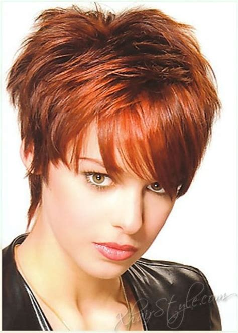 sexy hairstyles for women turning 40 with a long face curly hair short layered haircuts for women over 40 short haircut