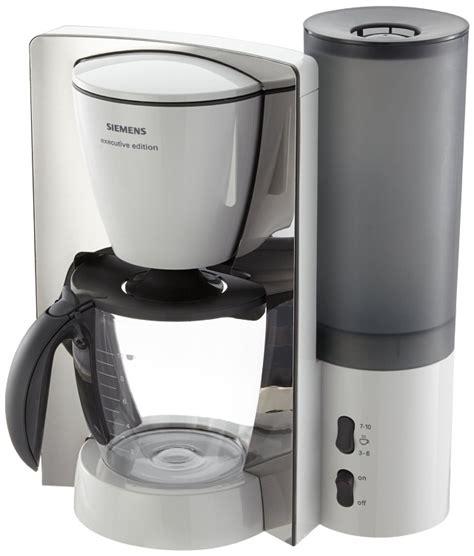 Siemens Kaffeemaschine 1779 by Siemens Kaffeemaschine Siemens Tc86505 Grau Schwarz
