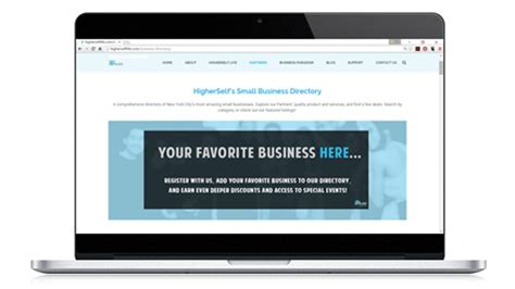 small business directory higherself lifestyle
