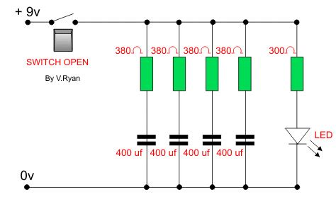 resistor and capacitor circuit the relationship between capacitors and resistors