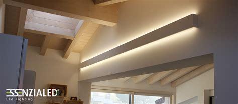 applique led parete righello lada a parete led prodotta su misura