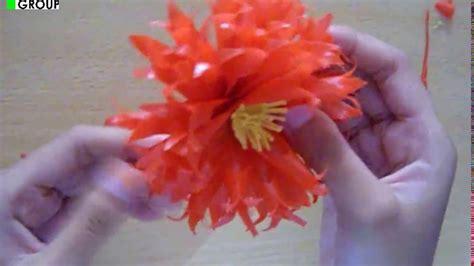 cara membuat zpt dari rebung cara membuat bunga dari sedotan youtube