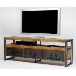 Bien Meuble Tv En Bois Recycle #1: meuble-tv-160-industriel-factory-samudra.jpg