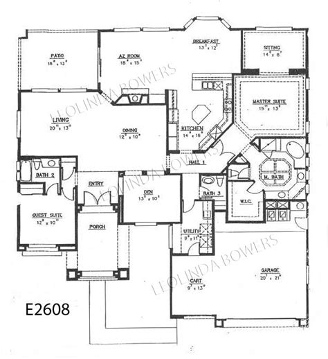 sun city west floor plans sun city west avondale model floor plan