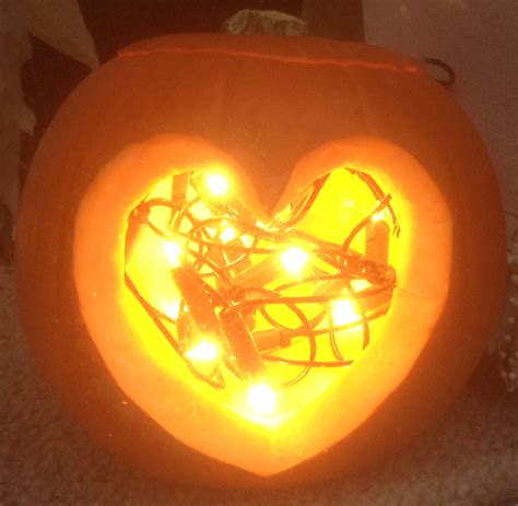 pumpkin lights made to glow 171 the journey