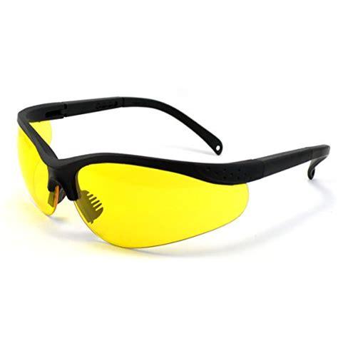 uv and blue light glasses hisea led uv polarized protection adjustable safety