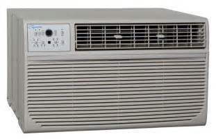 wall air conditioner home depot comfort aire thru the wall ac 12 000 btu w remote 208 230v