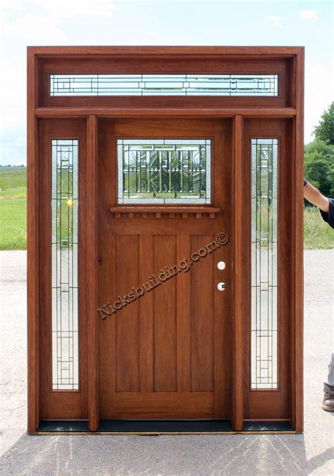 Exterior Door With Transom 1000 Images About Front Door On Craftsman Door Front Doors And Craftsman Front Doors