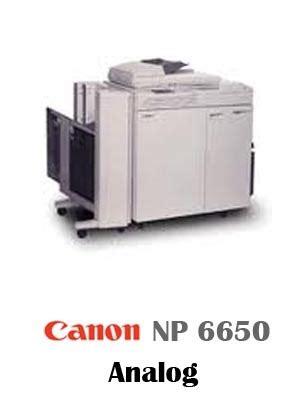 Mesin Fotokopi Analog canon np 6650 info mesin fotokopi