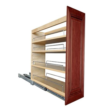 pull out pantry shelves home depot home decorators collection lyndhurst assembled 9x34 5x24