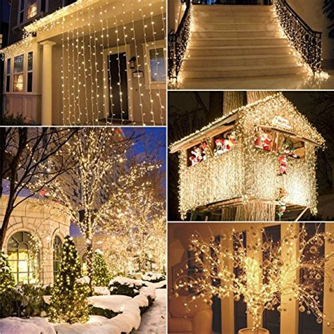 best house weihnachtsbeleuchtung battery operated lights shaped twinkle