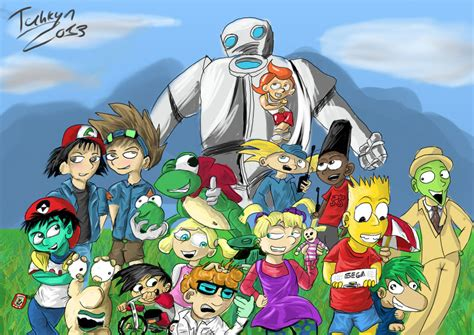 9 Things I Miss From The 90s by I Miss The 90 S By Tahkyn On Deviantart