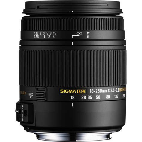 Sigma Macro sigma 18 250mm f3 5 6 3 dc macro os hsm for sigma sa 883