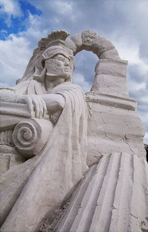 worlds  sand sculptures