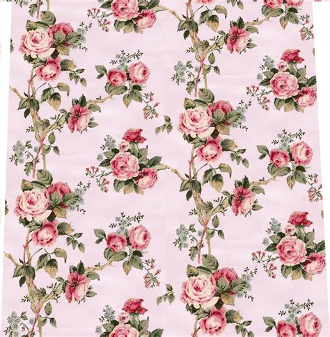 a good looking wallpaper vintage rose cottage style