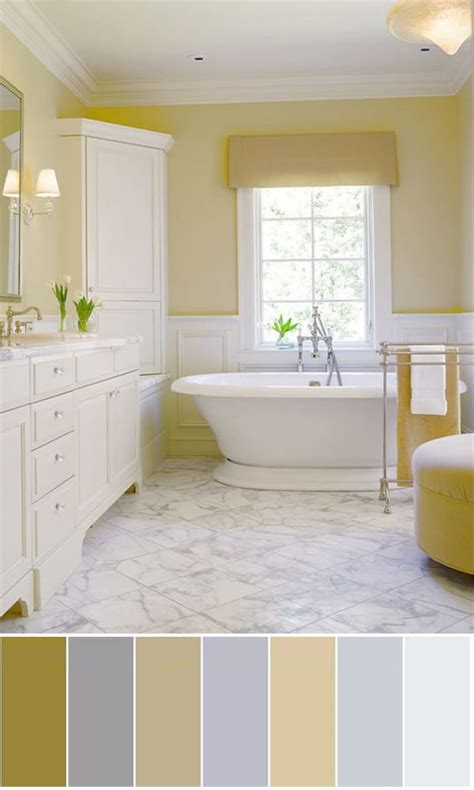 color schemes for bathrooms 111 world s best bathroom color schemes for your home
