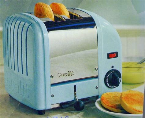 Pale Blue Toaster The World S Catalog Of Ideas