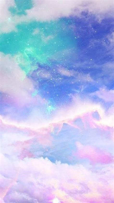 colorful clouds colorful clouds illustration iphone 6 6 plus and iphone