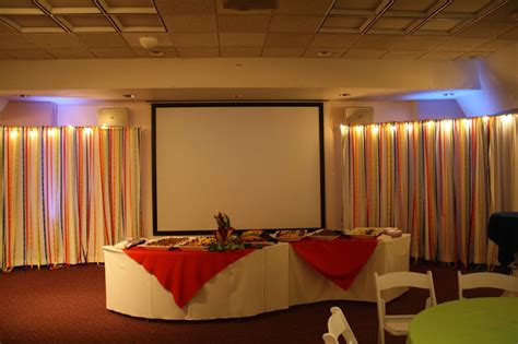 wedding backdrop rentals orange county de lighted custom fabric backdrops weddings events