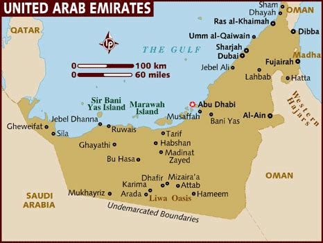 uae in map maps of uae emirates travel guide