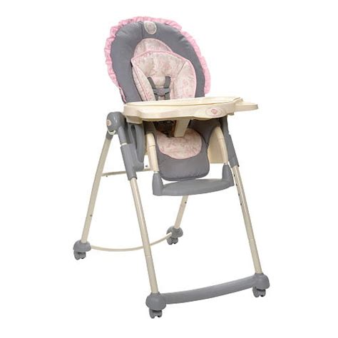 disney baby princess silhouette high chair cosco toys