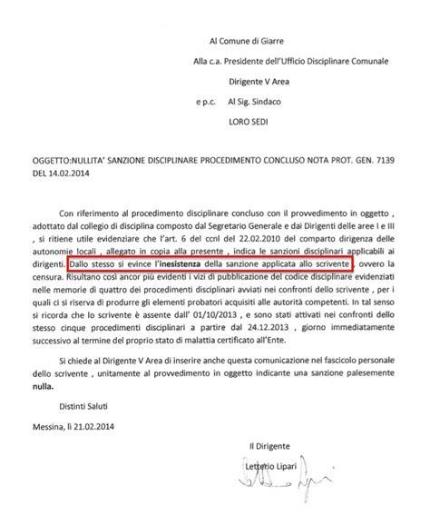 ufficio procedimenti disciplinari censurati i procedimenti disciplinari al dirigente