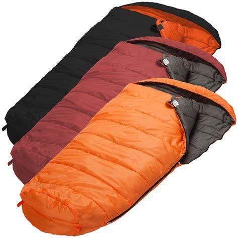 schlafsäcke skandika vegas xl xtra wide sleeping bag left