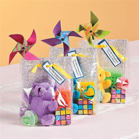 for the young and the young at heart wedding favors idea
