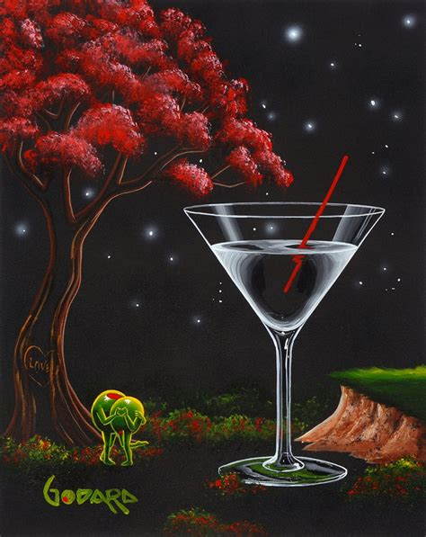 godard martini michael godard park gallery
