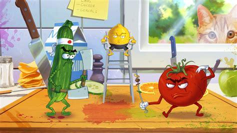 Kitchen Samurai by Les Voisins Du Chaos Le Kitchen Samurai