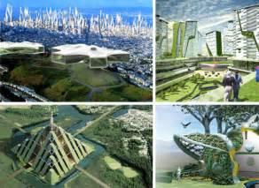 Eco Friendly Architecture Concept Ideas 24 Fantastic Future Wonders Of Green Design Technology Urbanist