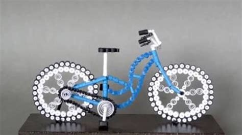 How To Make Paper Cycle - paper quilling bicycle