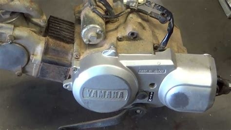 yamaha badger 80 and yamaha raptor 80 motor comparison