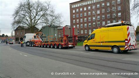 Motorrad Transport Nach Polen by 50 To Transformator Spezialtransport Nach Kasachstan