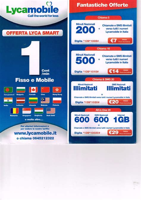 offerte per mobile offerte