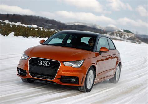 Audi Quattro Drive by Audi A1 Gets Quattro All Wheel Drive Quattroholic