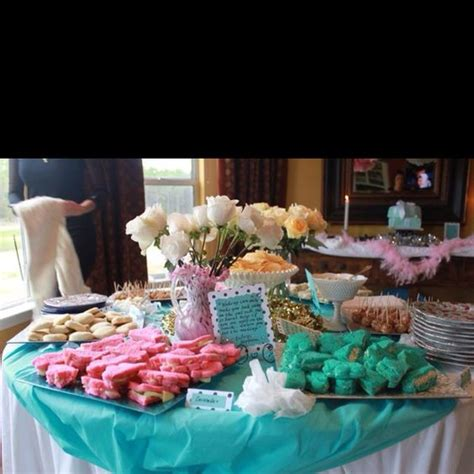 Breakfast At Bridal Shower by Bridal Showers Breakfast At Tiffanys And Bridal Shower On