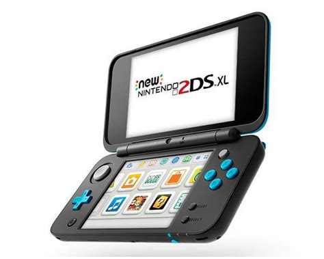 nintendo xl console new nintendo 2ds xl handheld console announced