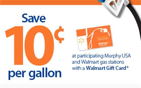 How To Get Money Off A Walmart Gift Card - save 0 10 per gallon when you purchase gas with a walmart gift card money saving mom 174