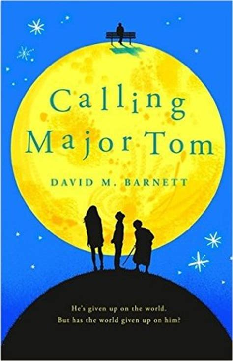 calling major tom by david barnett reviews discussion