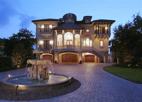 villa luxury home design houston venetian italian style villa luxury home design