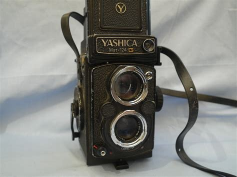 Yashica Mat 124g Value by Yashica Mat 124g Tlr Vintage 19 99