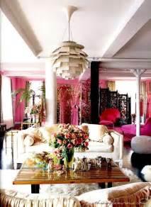Betsey Johnson Home Decor 51 Inspiring Bohemian Living Room Designs Digsdigs