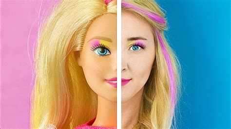 minute diy halloween costume ideas barbie outfit