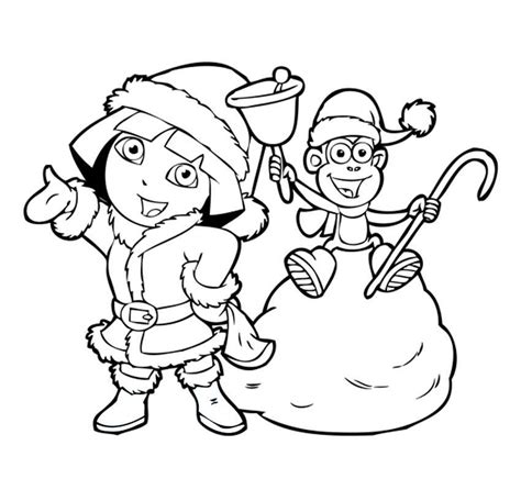 free coloring sheets dora the explorer free printable dora the explorer coloring pages for kids